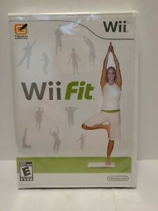 Nintendo Wii Fit / Exercise Fitness Workout Cardio Yoga Balance / New
