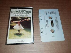 ERROLL GARNER * OTHER VOICES * JAZZ CASSETTE ALBUM 1970
