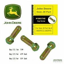 John Deere Original Equipment Cap Screw #19H2211