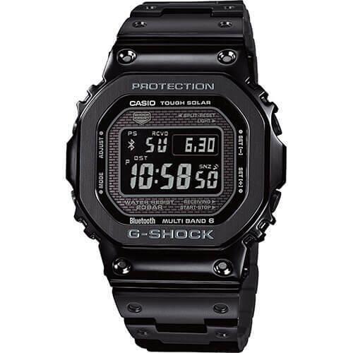 11ebf5efed0f9 Casio G-shock Full Metal Black IP 35th Anniversary Ltd Watch Gmwb5000gd-1  for sale online