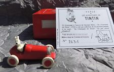 PIXI Tintin réf. 4501. Milou dans la voiture à pédales.