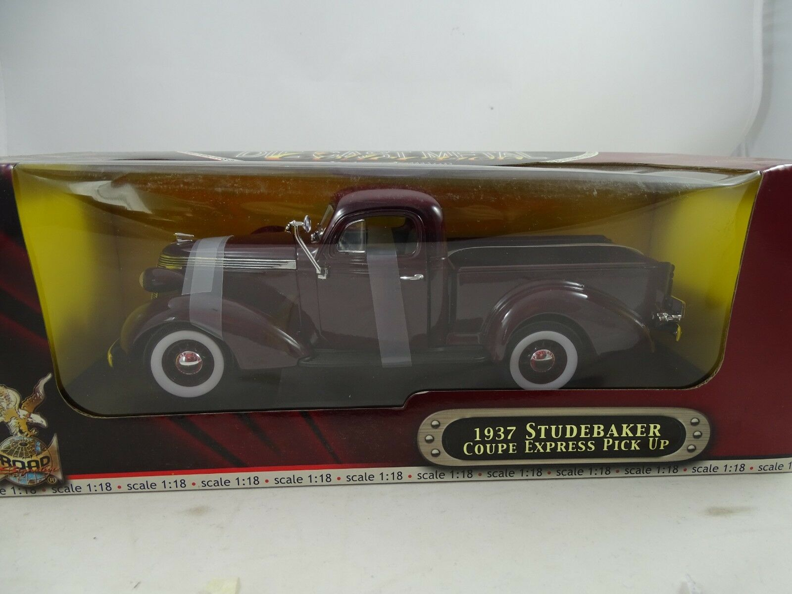 1 18 Road Signature Studebaker Coupe Express pick up viola rareza §