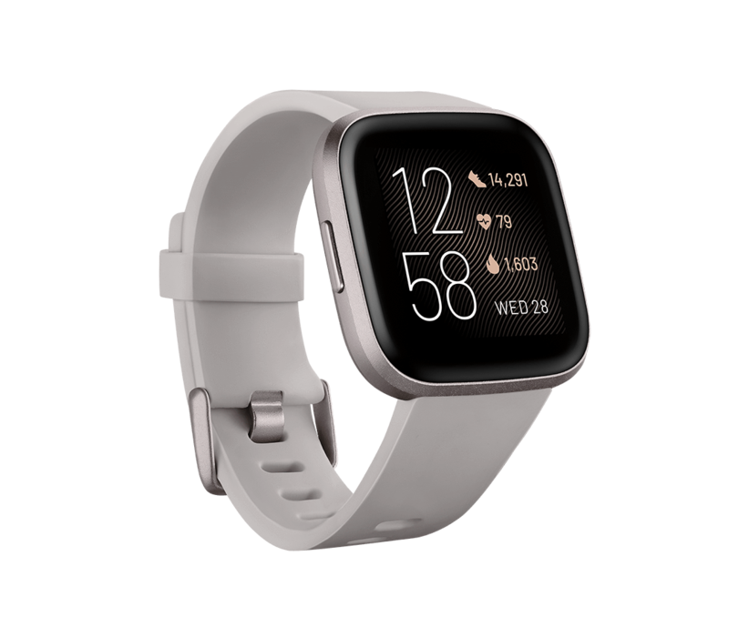 Fitbit Versa 2 Health and Fitness Smartwatch - NEW Versa2 8