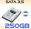 DISCO-HDD-HARD-DISK-3-5-SATA-Memoria-250GB-320GB-500GB-1TB-INTERNO-PC-USATO miniature 3