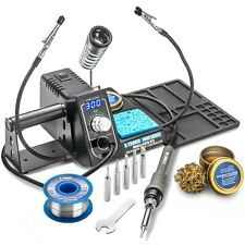 X Tronic 3020 Xts St 75w Digital Led Soldering Iron Station Kit With 5 Extra Tips