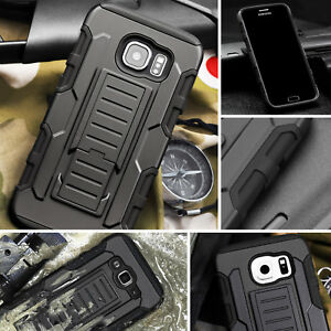For-Samsung-Galaxy-S8-A3-A5-J6-Armour-Heavy-Duty-Case-Cover