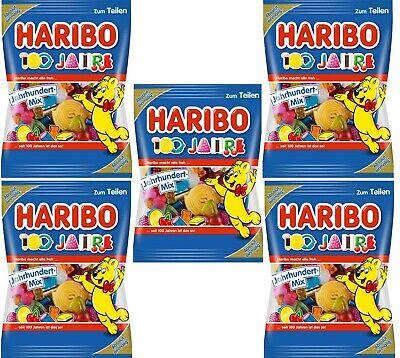 Haribo 100 Jahre Gewinnspiel
