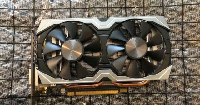 Zotac gtx 1060 6GB Amp Edition