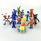 Five Nights at Freddy's FNAF Game Action Figures Doll Kid Children Toy Set 12pcs
