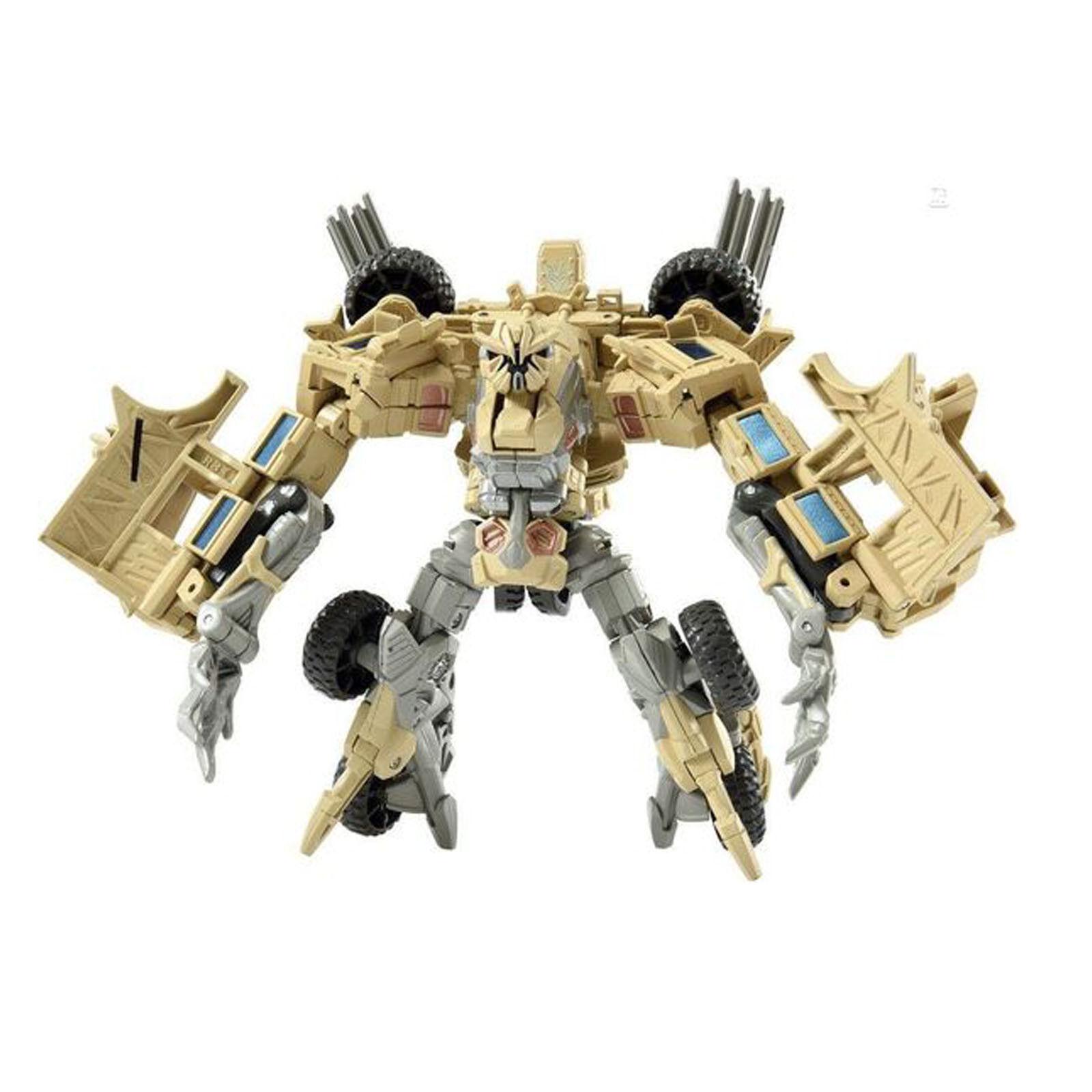 Transformers Movie The Best MB-13 MB13 BONECRUSHER Dulex Class Robot Gift