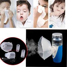 Portable Ultrasonic Nebulizer Household USB Inhale Mini Respirator Humidifier