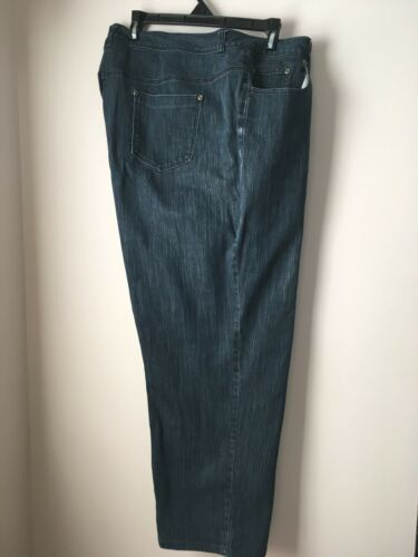 Denim stretch poches Talbots 22w 2x Plus 5 Jean coton nHxHUZXwqf