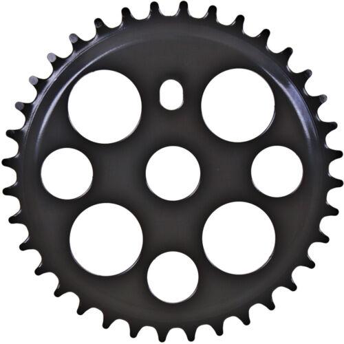 Sun Vélos Tricycle Chainring 1//2 x 1//8 36 T Noir
