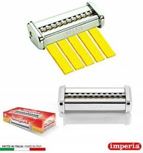 Imperia-260-Simplex-accessorio-fettuccine-6-5-mm-per-iPasta-PastaPresto-Titania