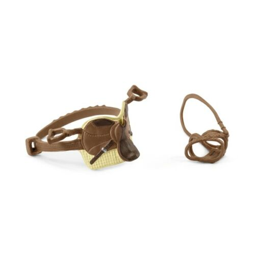 Schleich 42492 Selle /& Camargue Horse Club Sarah /& Mystery