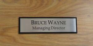 Ufficio-esecutivo-Personalizzata-Nome-Muro-Piastra-personalizzato-inciso-segno-la-placca-porta