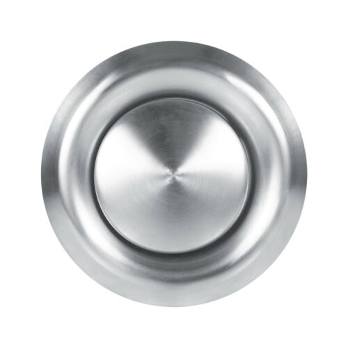 Adjustable Wall Ceiling Stainless Steel Air Vent Round Ventilation Duct Cover JS