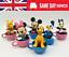 Mickey-Mouse-Clubhouse-Figuras-Coleccion-Set-Juguetes-Playset-Cake-Topper-6PCS miniatura 1