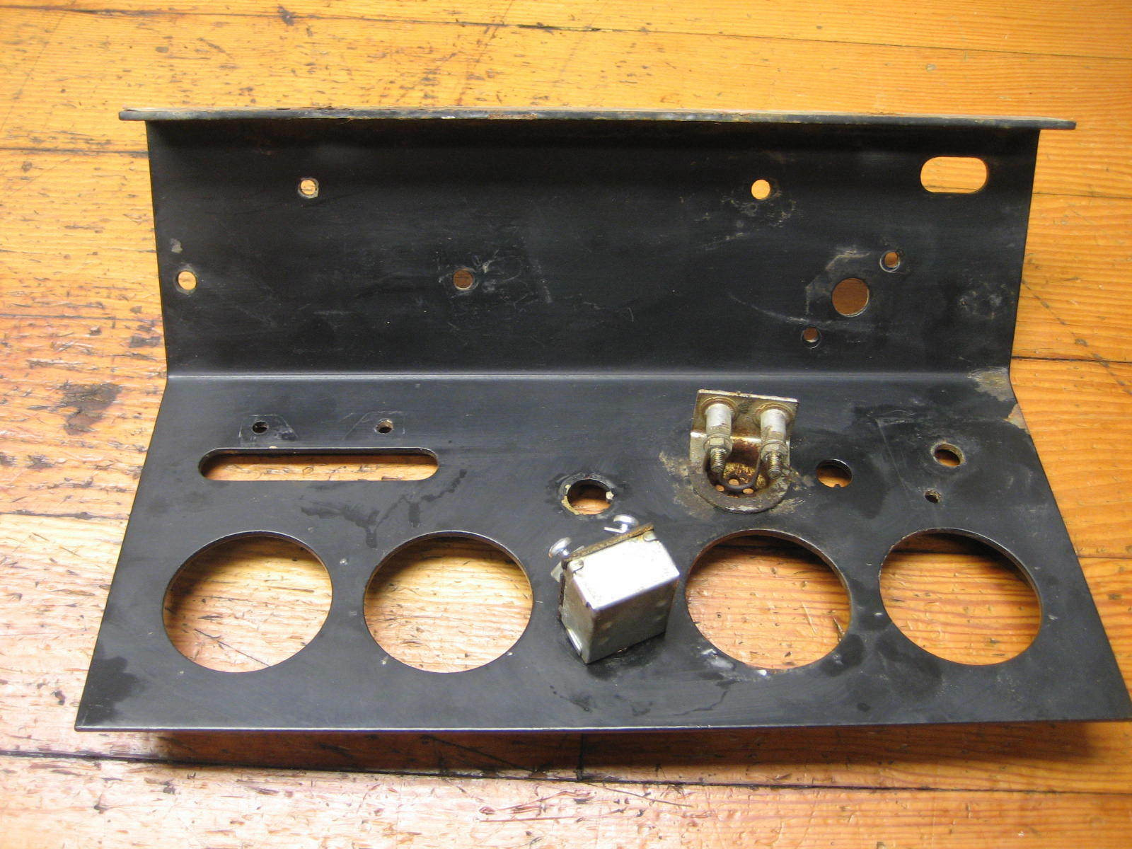 Toro Groundsmaster 322-D Panel de Instrumentos 43-3970