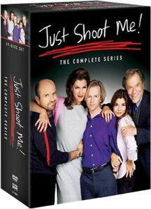 JUST-SHOOT-ME-1-7-1997-2003-COMPLETE-Comedy-TV-Season-Series-NEW-DVD-R1