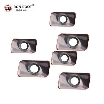 10P APMT1604PDER-XM LF6018 CNC Milling Insert Carbide Insert For stainless steel