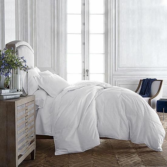 Liz Claiborne Weiß Level 2 Down Comforter 725-6022 0018 NEW Twin Größe  399MSRP