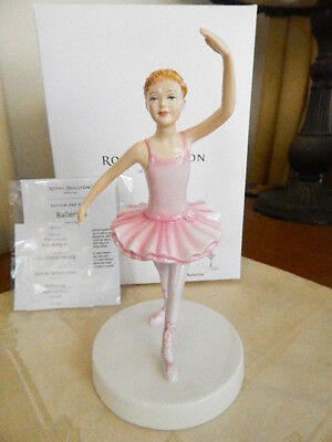 Royal Doulton Rhythm and Dance BALLERINA Figurine HN5790 - NEW / BOX!