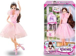 Seventeen Mimi Ballet Lesson Pretty Doll Character Figure,asian barbie doll