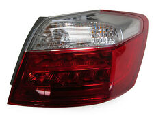 Rear Outer Right Side Replacement Tail Light For 13 14 15 Honda Accord Sedan