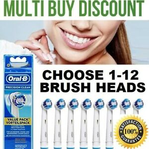 Braun-Oral-B-Replacement-Electric-Toothbrush-Brush-Heads-PRECISION-CLEAN