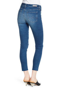 3258dabcb3f3 NWT AG Adriano Goldschmied The Farrah High Rise Skinny Ankle Jeans ...