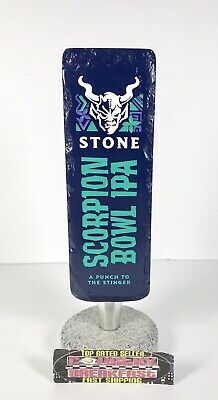 """Stone IPA Stone Brewing Beer Tap Handle 8/"""""""