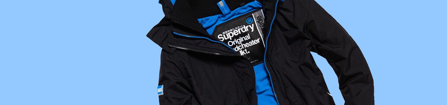 New Superdry. Slashed Prices.