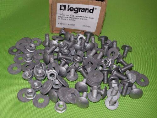 LEGRAND 616007 TORBANDSCHRAUBE SCHRAUBENSET M8 x 20 563
