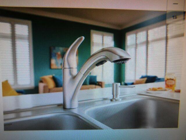 18 x 25 Swanstone KS02518DB.018-3 3-Hole Solid Surface Kitchen Sink Bisque