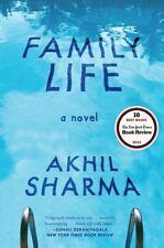 Family Life: A Novel - Acceptable - Sharma, Akhil - Paperback