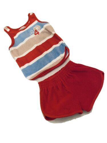 Vintage Health-Tex Toddler Terry Cloth Athletic Ta