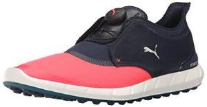 Puma-Golf-18992803-Mens-Ignite-Spikeless-Sport-Disc-Shoes-Choose-SZ-Color