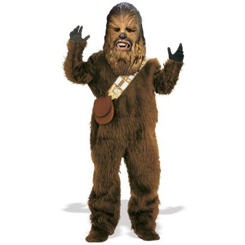 Niño Piel Chewbacca Star Wars Día Del Libro Disfraz de Halloween
