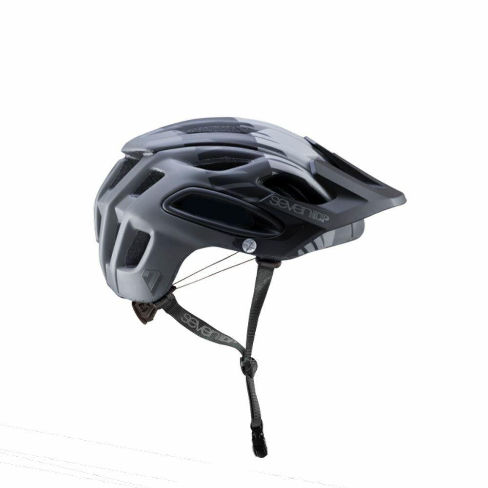 7idp M2 MTB MTB MTB Enduro Alle Berge Fahrrad Helm 2019 - Tactic Mattschwarz Graphit 8c7e15