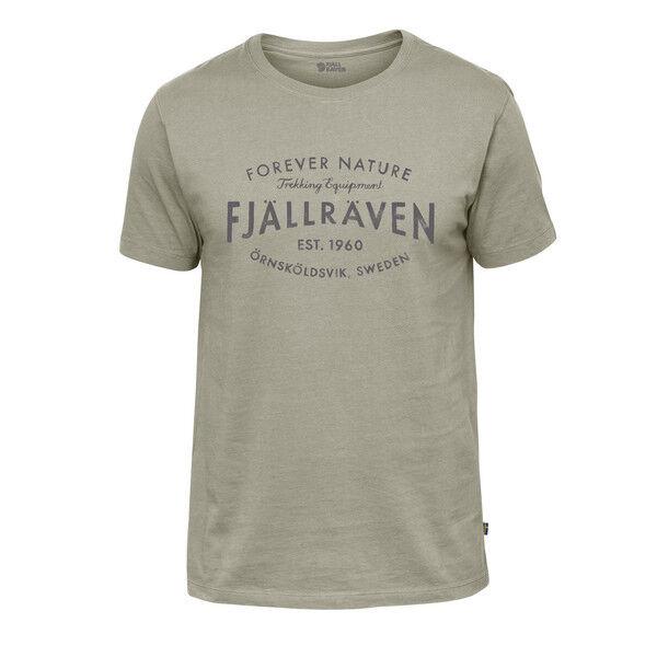 Fjallraven Est 1960 T-Shirt Fog (F81946-021)