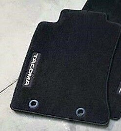 Toyota Genuine Accessories PT206-35120-15 Carpet Floor Mat for Select Tacoma Models