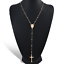 Fashion-Bohemain-Pendant-Chain-Necklace-For-Women-Multi-Layer-Choker-Statement thumbnail 19