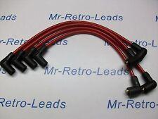 Encendido Rendimiento 8MM Rojo lleva cabrá Mazda RX-8 RX8 231 192 Cv 13B Bobina
