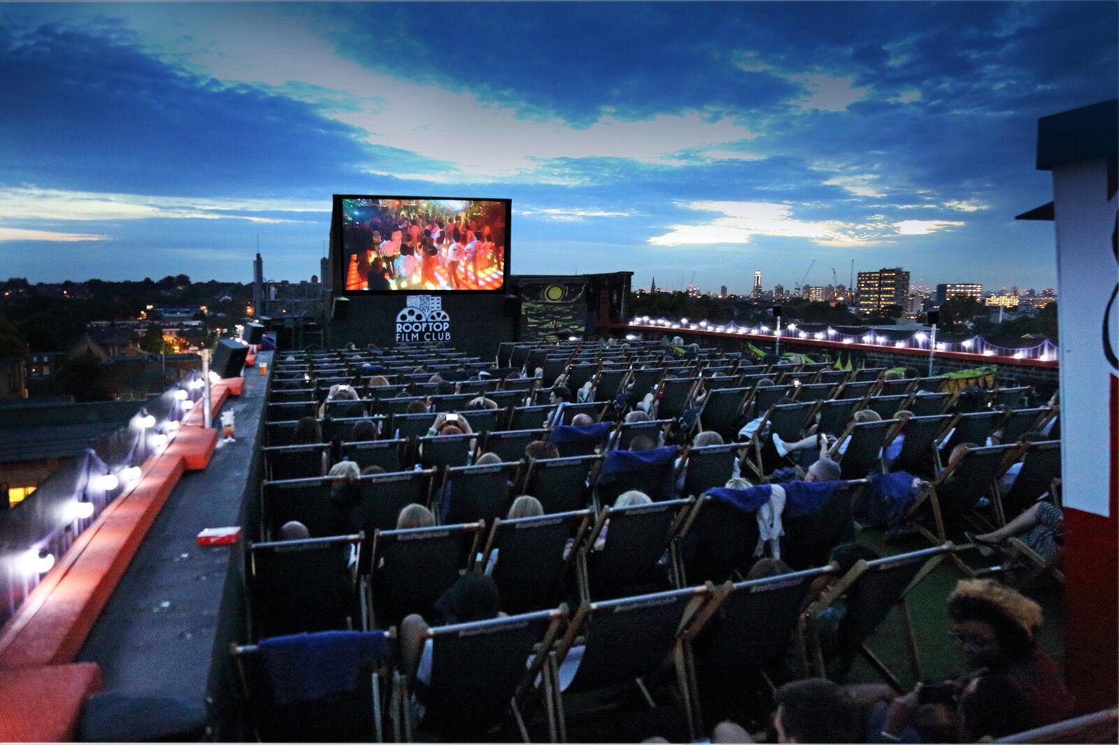 Rooftop Cinema Tickets 2014 Rooftop Cinema Tickets Tour