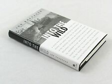 Into the Wild by Jon Krakauer - *NEW* Hardcover Edition - Chris McCandless