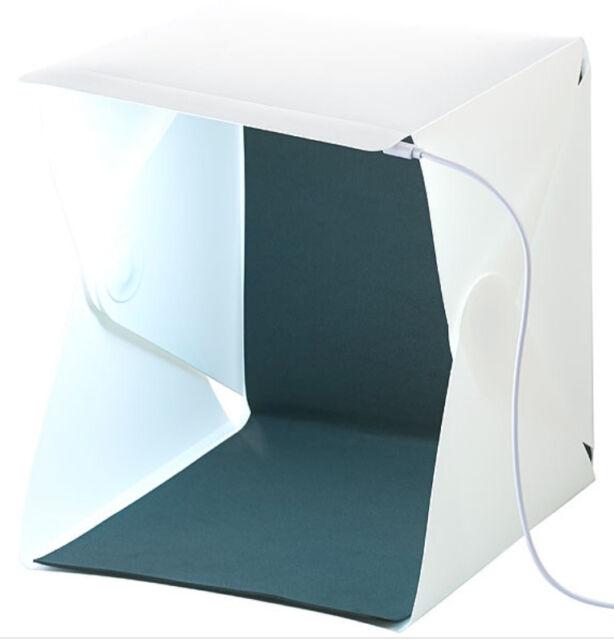Lichtzelt Lichtwürfel Photowürfel quadratisch 80 cm Objektfotografie Stilleben