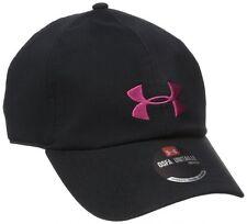 item 3 Women s UNDER ARMOUR Running RENEGADE CAP Ladies BLACK PINK Plum Ladies  Hat OSFA -Women s UNDER ARMOUR Running RENEGADE CAP Ladies BLACK PINK Plum  ... 92f36c47af5