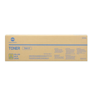 Original Toner Ubix/Konica BizHub C 451, 550, 650, A070-250, TN611Y - Wien, Österreich - Rücknahmen akzeptiert - Wien, Österreich