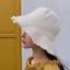 thumbnail 3 - Japanese Korean Yohji Yamamoto style streetwear distressed bucket hat (P117)